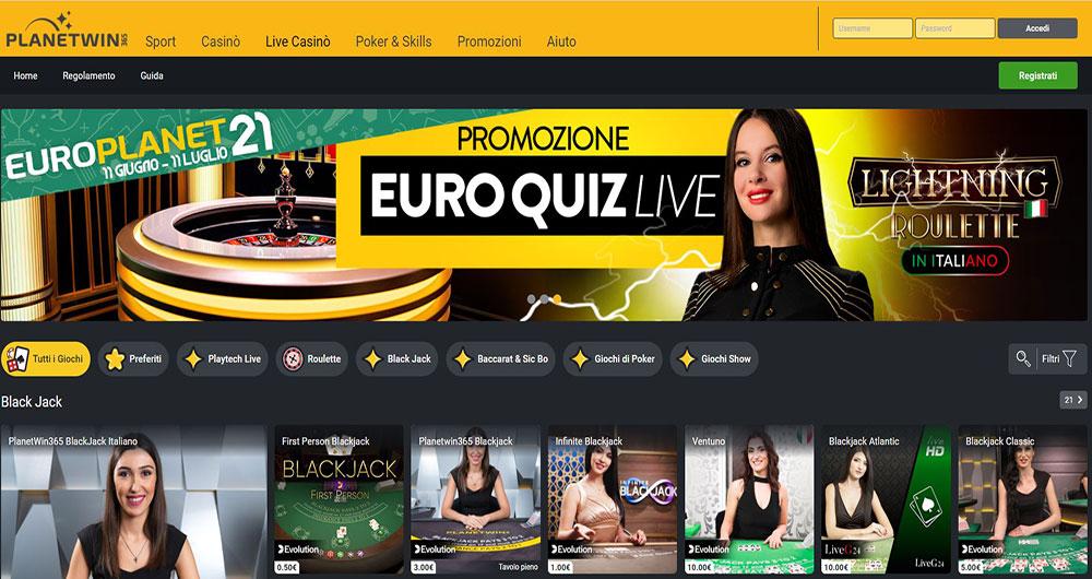 casino planetwin365
